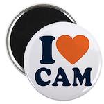 Cam Love Magnet