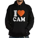 Cam Love Hoodie (dark)
