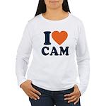 Cam Love Women's Long Sleeve T-Shirt