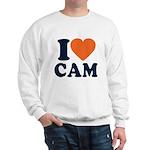 Cam Love Sweatshirt