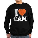 Cam Love Sweatshirt (dark)