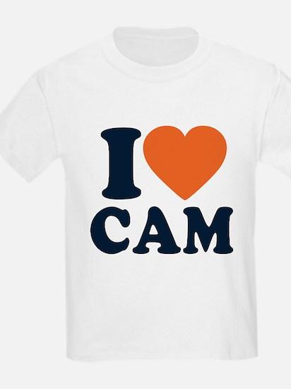 Cam Love T-Shirt