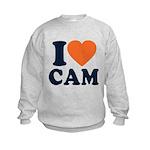 Cam Love Kids Sweatshirt