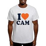 Cam Love Light T-Shirt