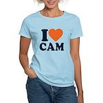 Cam Love Women's Light T-Shirt