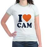 Cam Love Jr. Ringer T-Shirt