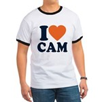 Cam Love Ringer T
