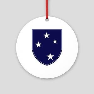 Americal Ornament (Round)