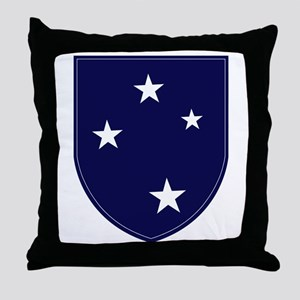 Americal Throw Pillow