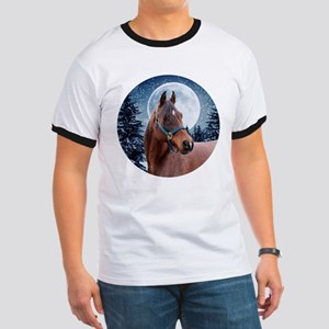Winter Arabian #3 Ringer T
