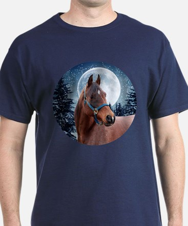 Winter Arabian #3 T-Shirt