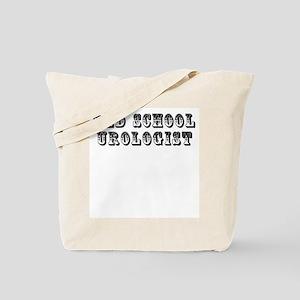 Old School Urologist Tote Bag