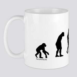 Cello Evolution Mug