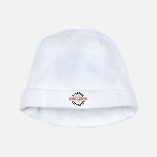 Santa Barbara California baby hat