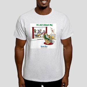Snow Day Light T-Shirt