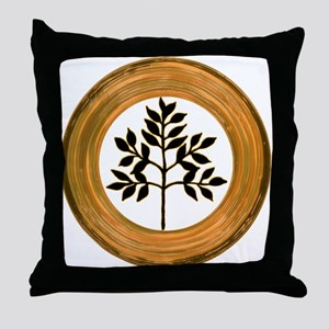 Eternal Growth Throw Pillow