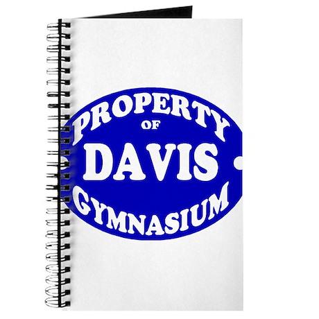 Davis gym Journal