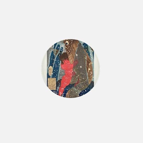 Cute Mythological figure Mini Button