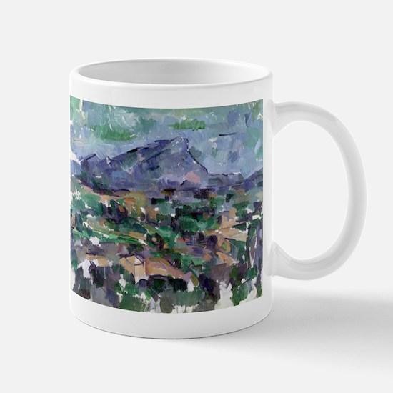 Montagne Sainte-Victoire, 1904-06 by Paul Cezanne