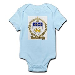 LAFORGE Family Crest Infant Bodysuit