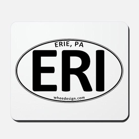 Oval ERI Mousepad