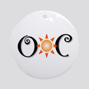 OC Ornament (Round)