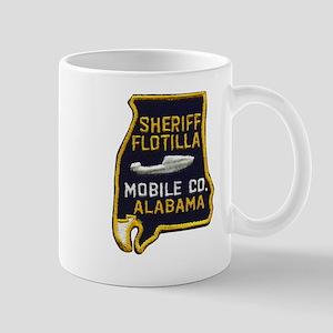 Mobile Sheriff Flotilla Mug