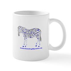 Spotted Zebra Mug Mugs