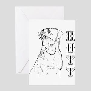 Rott Greeting Card