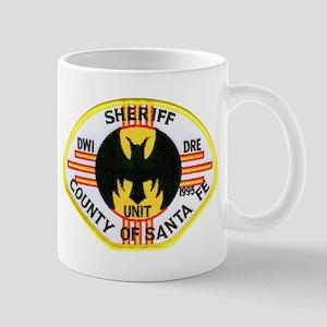 Santa Fe Sheriff DWI Unit Mug