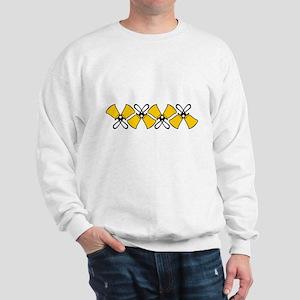 Bold Bell Border Sweatshirt