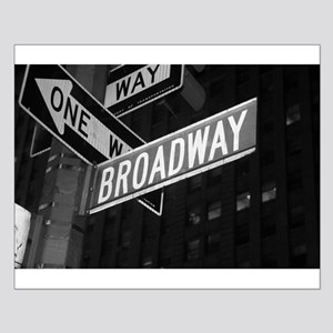 Broadway Small Poster