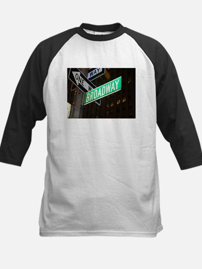 Broadway Kids Baseball Jersey