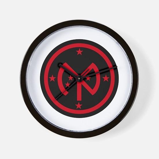 O'Ryan's Roughnecks Wall Clock