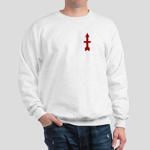 Red Arrow Sweatshirt