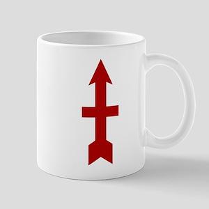 Red Arrow Mug