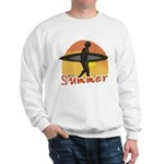 Summer Surfer Sweatshirt