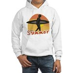 Summer Surfer Hooded Sweatshirt