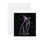 Party Penguin Greeting Cards (Pk of 10)