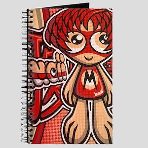 Mod Mascot Tag Journal