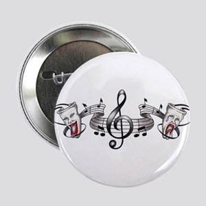 Theater and Music Button