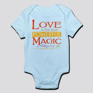 Love is the Most Powerful Magic Infant Bodysuit