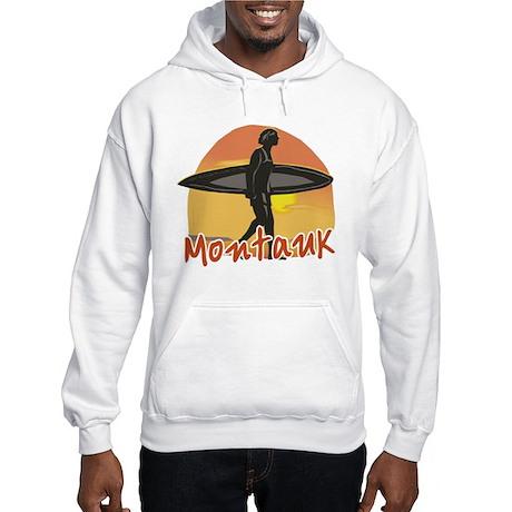 Montauk Surf Hooded Sweatshirt