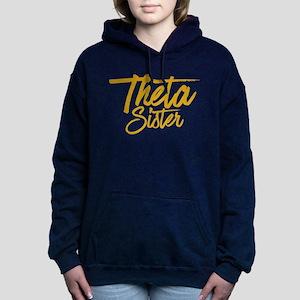 Kappa Alpha Theta Sister Women's Hooded Sweatshirt