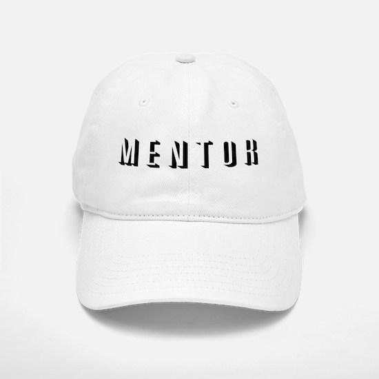 Mentor Baseball Baseball Cap