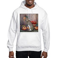 Lil Brown Rabbit Hoodie
