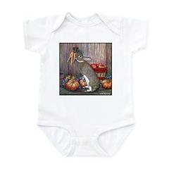 Lil Brown Rabbit Infant Creeper