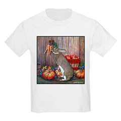 Lil Brown Rabbit Kids T-Shirt