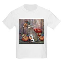 Lil Brown Rabbit Kids T-Shirt