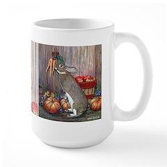 Lil Brown Rabbit Large Mug
